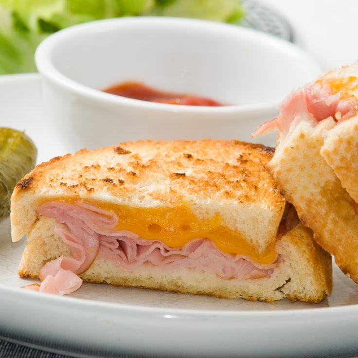 Monte Cristo Sandwich Recipe | Spoonful | Let's do lunch! | Pinterest