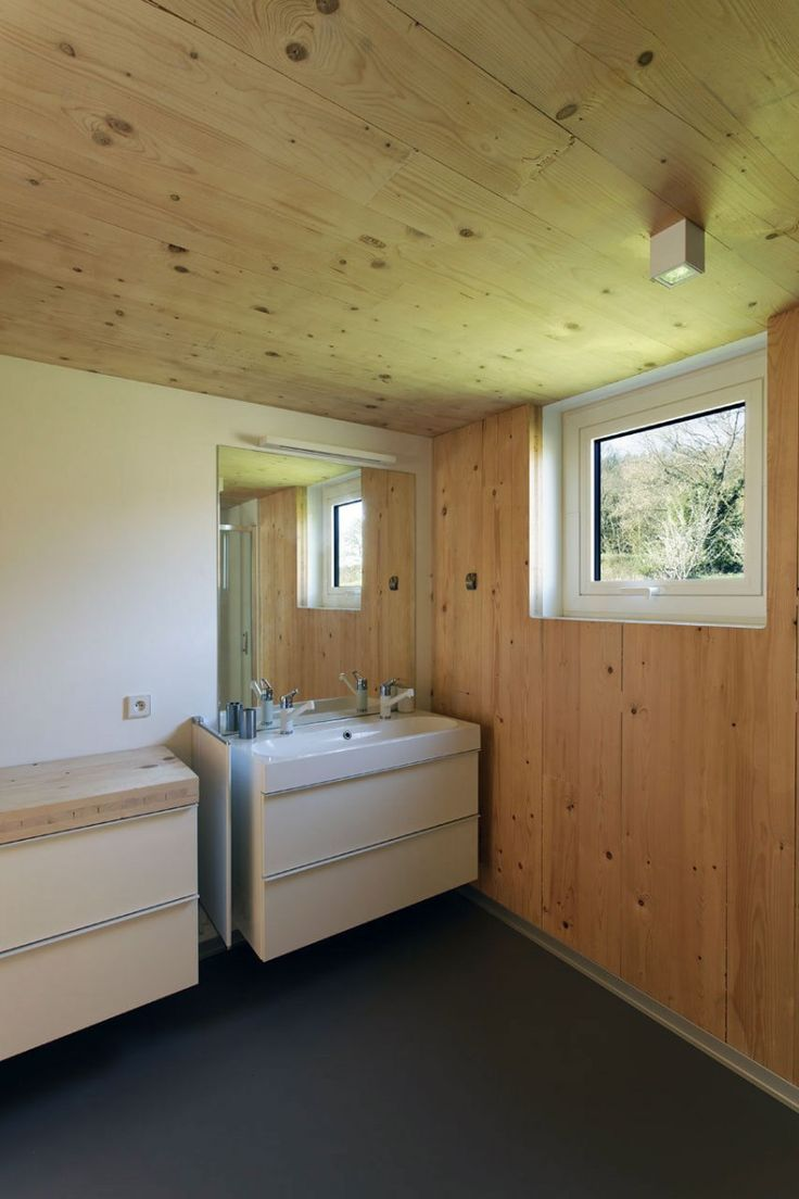 Floating Sink Basin Small Window Decor Bathroom Pinterest