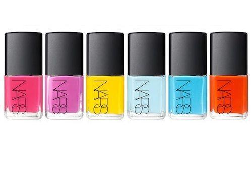Yummy colors | Thankoon + NARS nail polish line