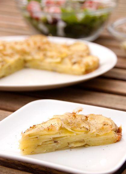 potato galette | Food/Treats | Pinterest