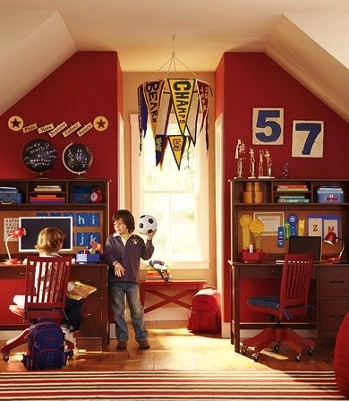 Cool Study Room For Boys Crafts Pinterest