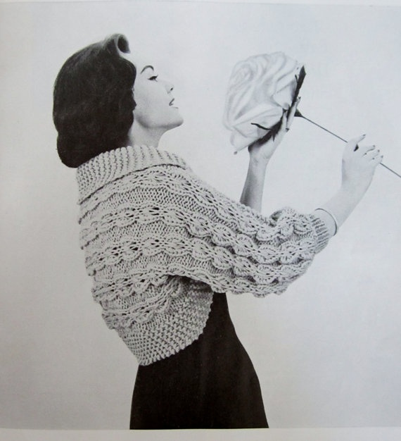 Old Knitting Pattern Books : Vintage knitting pattern books