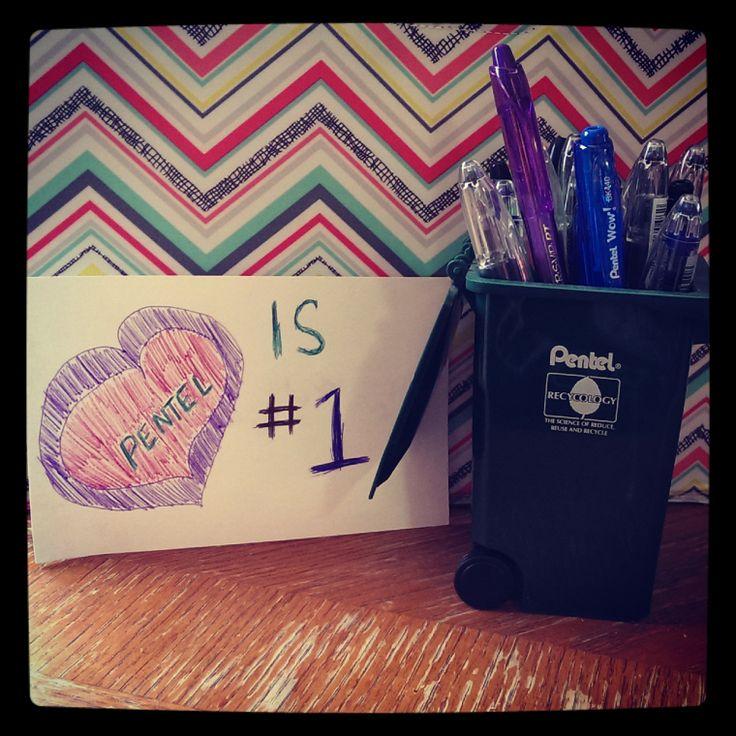 <3 my Pentel Pens! #LoveWritingAgain @Shoplet Discount Office Supplies