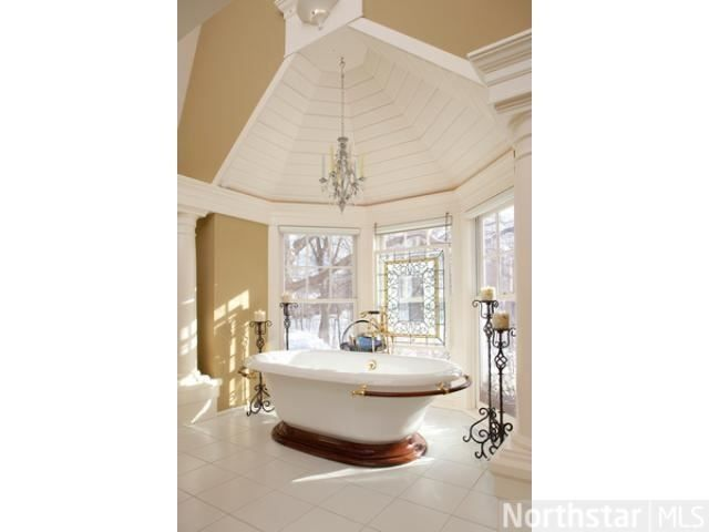 Bathroom With Chandelier Unbelievable Bathroom With Chandelier