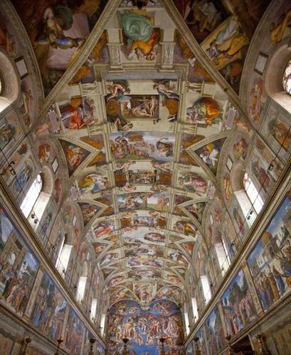 システィーナ礼拝堂の画像 p1_26