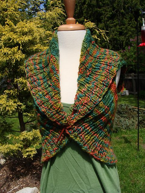 Knitting Pattern For Shawl Collar Vest : Pin by Gillian Hemsley on Knitting and Crochet Pinterest