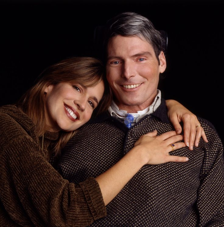 Christopher Amp Dana Reeve People I Admire Pinterest