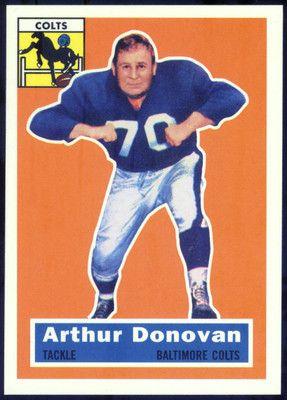 Arthur Donovan Net Worth
