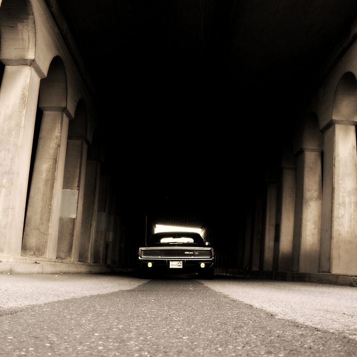 1968 Dodge Charger R/T (Scott Crawford).