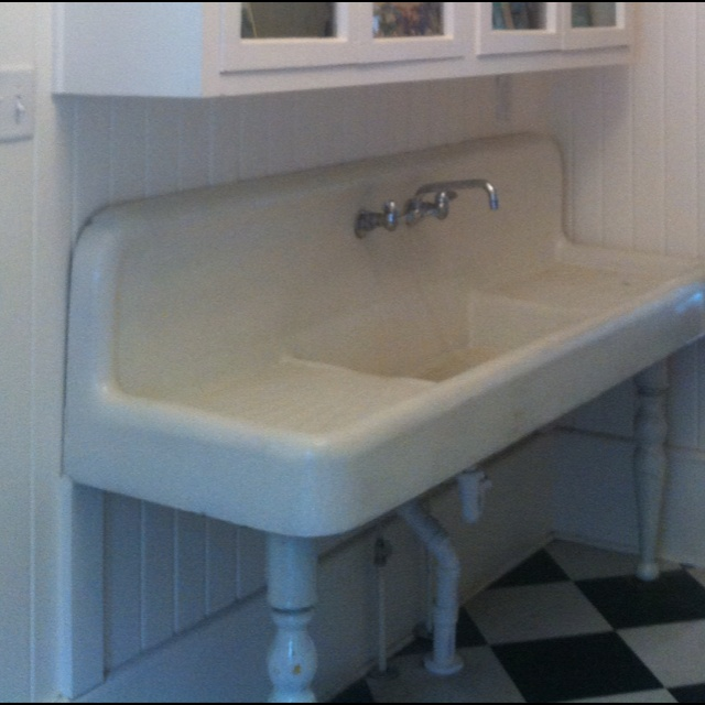 Old farmhouse sink Decor and More Pinterest