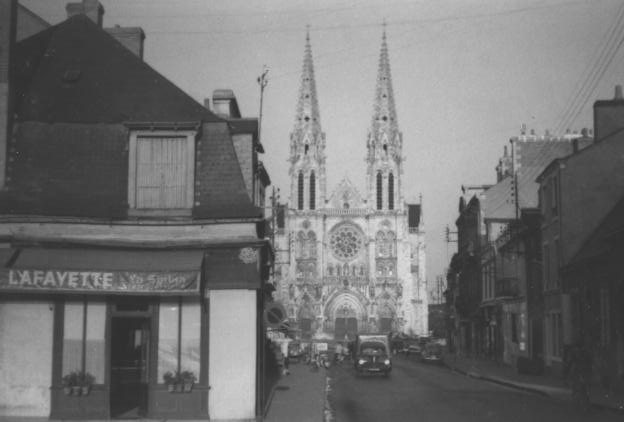 Chateauroux France  City pictures : ... , Chateauroux, France, 1960s | Chateauroux, France | Pinterest