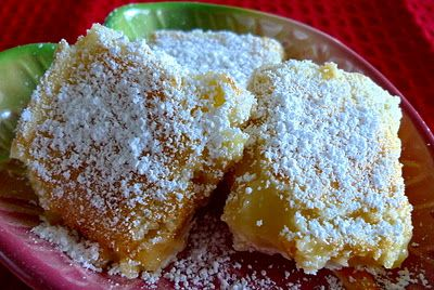 These Lemon Pie Bars are hands-down our favorites.