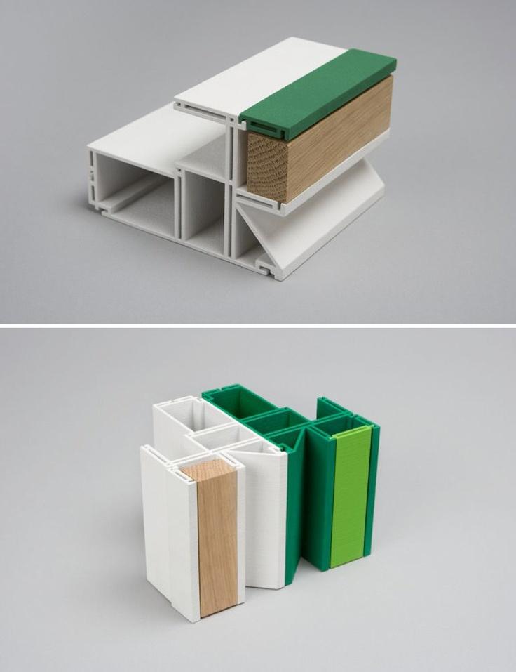Window frame prototypes.