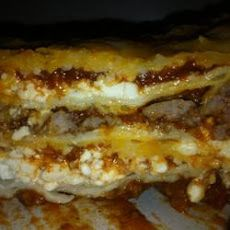 Tex-Mex Lasagna | Chicken, meat and seafood | Pinterest