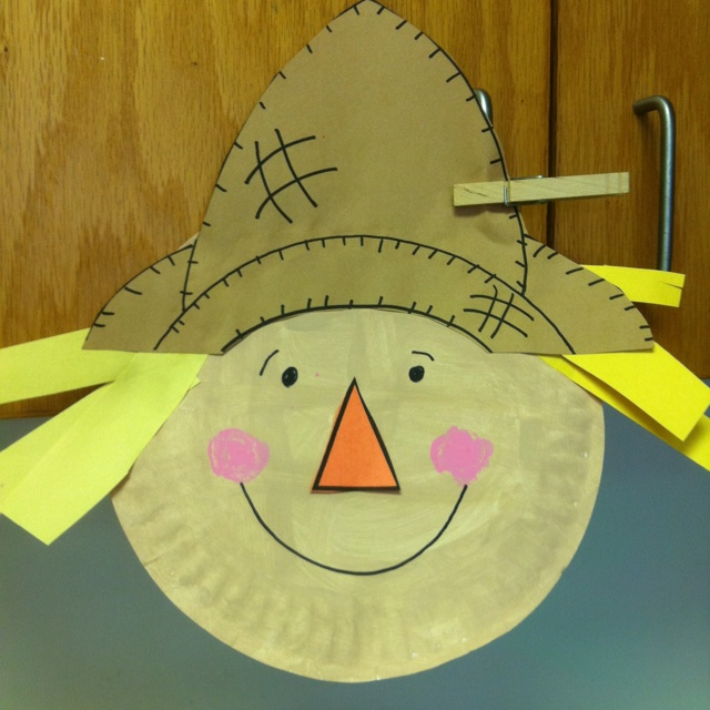 paper plate scarecrow Paper plate scarecrow template paper plate scarecrow template - in this site is not the thesame as a solution directory you buy in a collection collection or download off the web our over 11,395 manuals and ebooks is the explanation why customers.