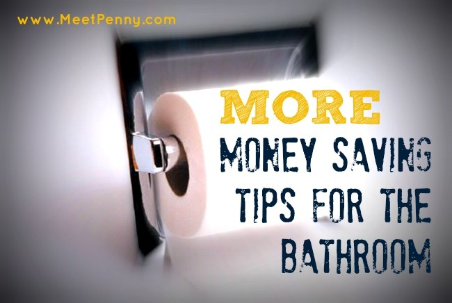 Super simple ideas to help you save money on toiletries. Don't throw away something you can use!
