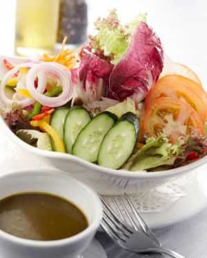 ... dressing. Dress it up: Healthy salad dressing recipes - Haylie Pomroy