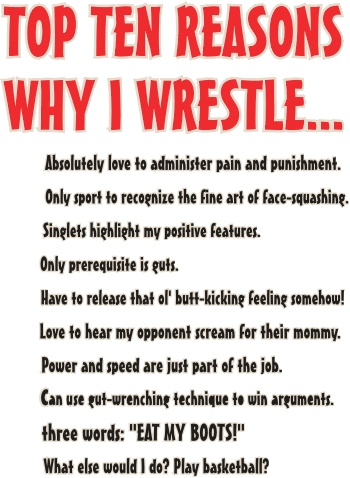 25 Reasons To Date A Wrestler Top ten, do you and dates on pinterest