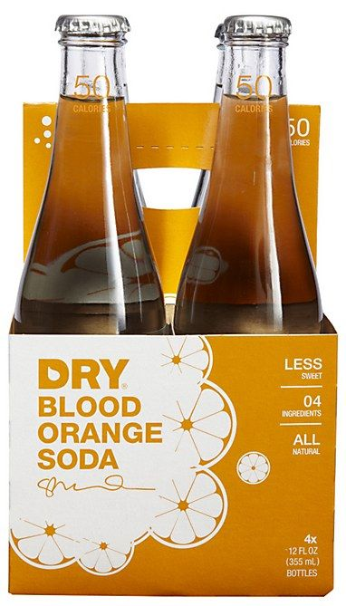 Blood Orange Tonic Recipe — Dishmaps