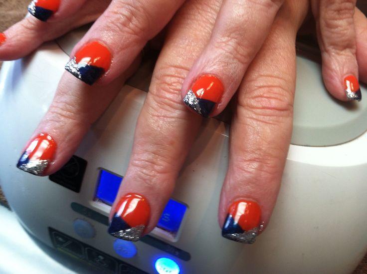 Best Nail Art Denver: Good denver broncos nail intended for best ...