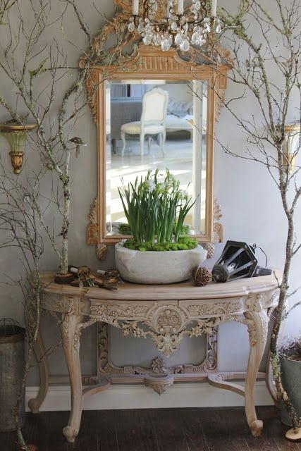 Elegant Entryways Enchanting Of Elegant Entryway Table Image