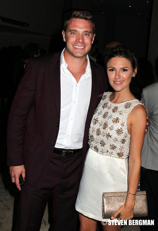 are billy miller and elizabeth hendrickson dating