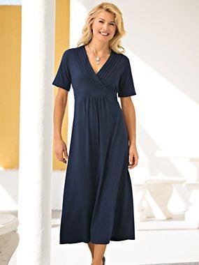 Yoke dress blair clothes my modern modest style pinte