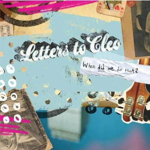 letters to cleo cruel to be kind | SONGS TO SING | Pinterest