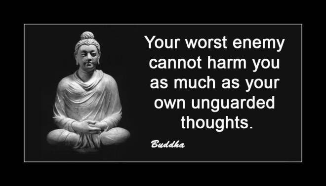 Great Thought by Gautam Buddha! Motivational Quotes