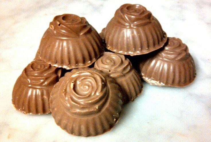 Hazelnut Chocolate Fudge Truffle | Classic City Candies | Pinterest