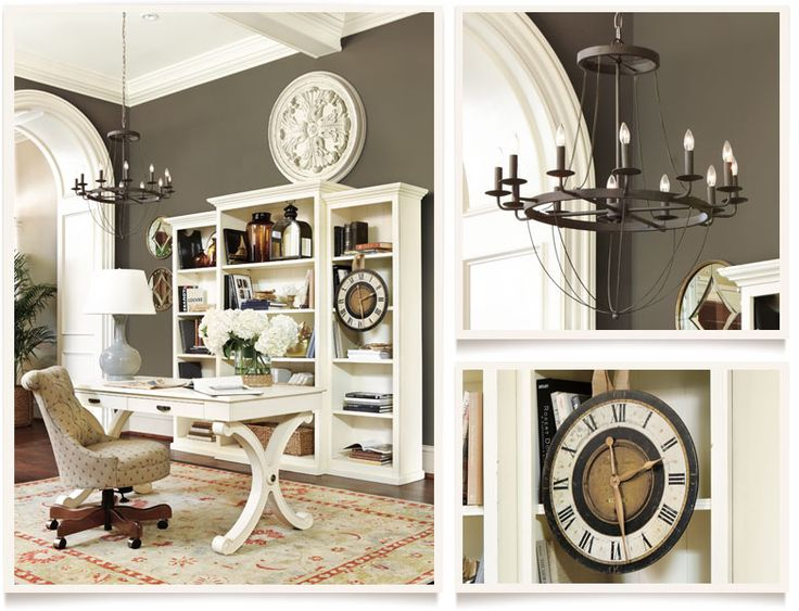 [get the look: whitley home office]  I  ballarddesigns.com