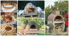 Diy Pizza Oven On Pinterest Brickhouse Pizza Build A Pizza Oven