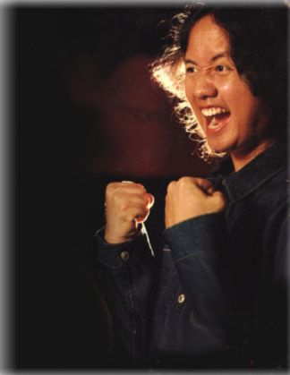 "The Center is happy to introduce Myo Gyi, a solo musical performer from Myanmar and one of the members of the famous band ""Iron Cross."" The heavy metal, hard rocker, and occasional soft rock singer is well known for his music hits: ""Set Shout,"" ""Lay Pyay,"" ""Take it (Yu Like),"" and ""Ta Sain Ta Yout."" #MyoGyi #Myanmar #SongoftheWeek For more info/listen: http://www.cseashawaii.org/2014/05/myo-gyi/ Photo credit: http://www.myitzuri.com/"