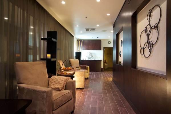 Miyako Hotel SPA by Haruna Sato, via Behance