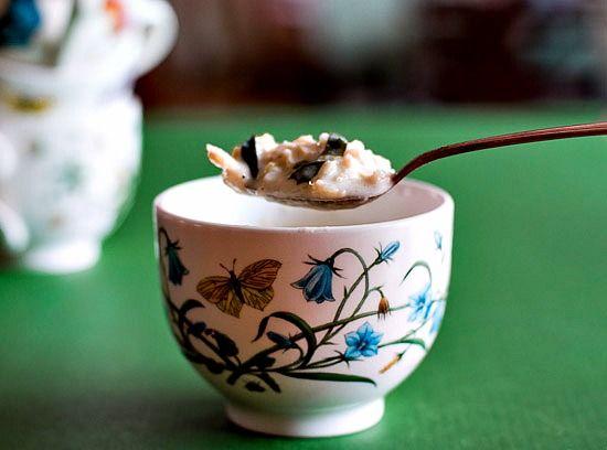 irish oat broth with leeks | Souper Soups | Pinterest