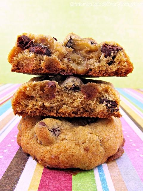 Joanne Chang's Chocolate Chip Cookies by ~CinnamonGirl, via Flickr