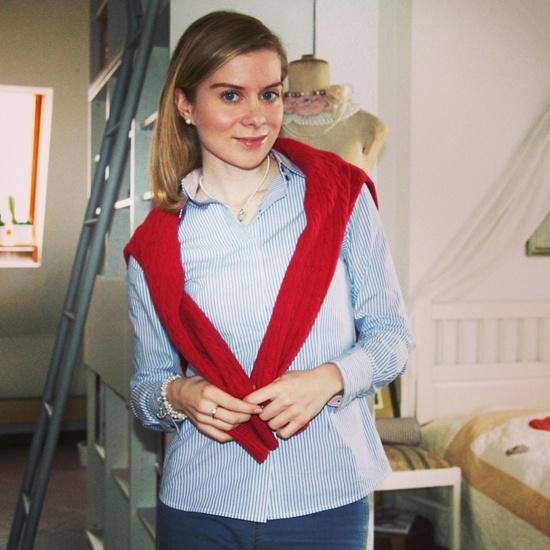 Made to Measure shirt for women - http://www.tailor4less.com/en/women ...