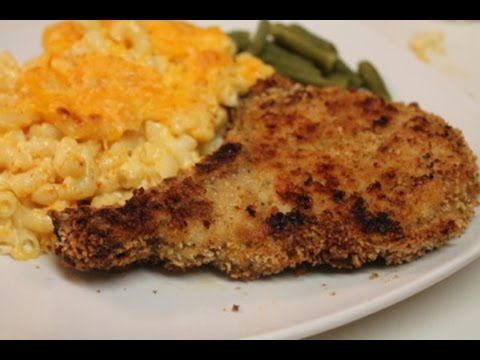 ... pork chops pork chops and applesauce crunchy baked pork chops flickr