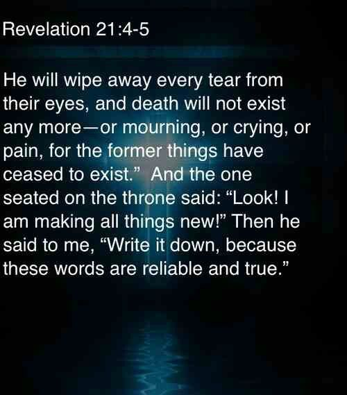 Revelations 21 5 Revelation 21 4 5