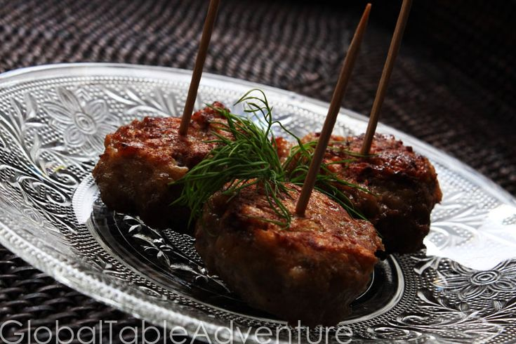 Danish Meatballs (Frikadeller) | Recipe