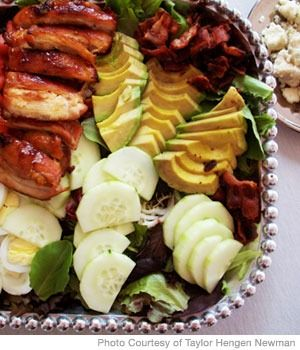 Cobb Salad Recipe - Easy Salad Recipes - Parenting.com