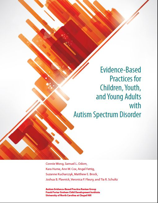 ... Autism Spectrum Disorders: Review of NPDC's New Findings - Autism