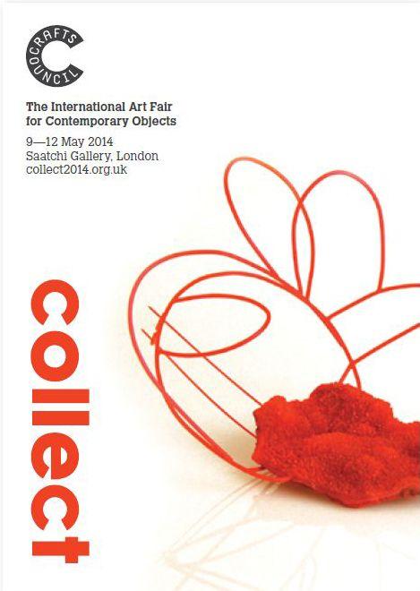 EXPO Nelly van OOst at COLLECT à la saatchi gallery de Londres  (Stand 3.2) du 9 au 12 mai 2014. Je suis représentée par le WCC BF