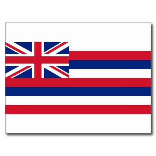 hawaii flag pictures