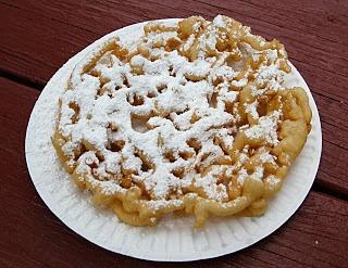 Funnel Cake Recipe...easy and cheap! | Foooooood! | Pinterest