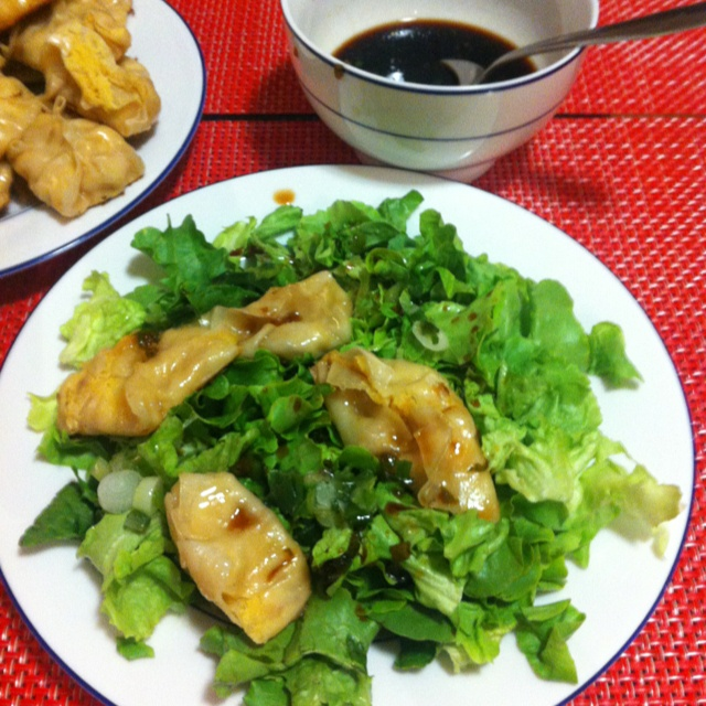 potato and apple potstickers baked sweet potato potstickers the golden ...