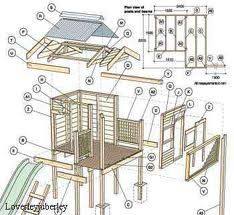 Free Diy Outdoor Playhouse Plans   Free Online Image House Plans    Free Playhouse Plans Blueprints on   diy outdoor playhouse plans