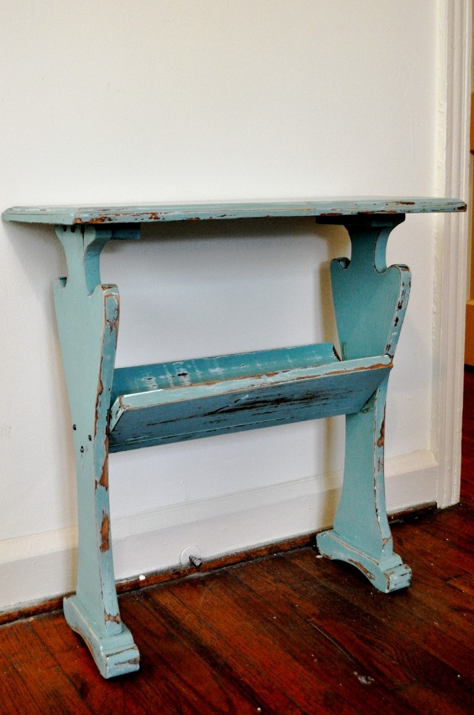 Trash to treasure furniture makeovers just b cause for Affordable furniture and treasures