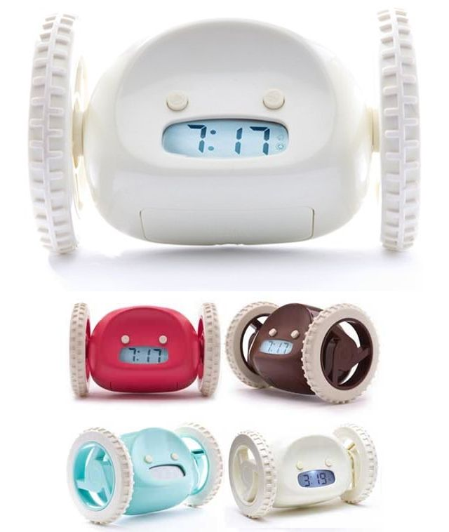 Cool Alarm Clocks Products I Love Pinterest
