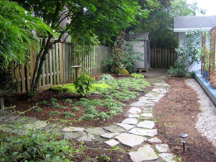 Dog Friendly Backyard Design Ideas : Back yard path  Dog friendly yard ideas  Pinterest